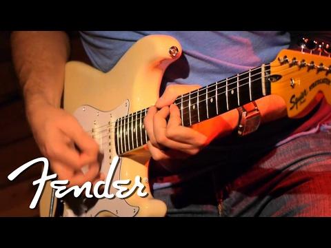 Squier Vintage Modified Strat Demo | Fender