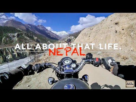 Around Annapurna Ride | Himalayan Motorcycle Adventure Manang Nepal