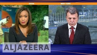 Dimitris Christopoulos, president of the International Federation for Human Rights, speaks to Al Jazeera about alleged abuses committed by Burundi's security...