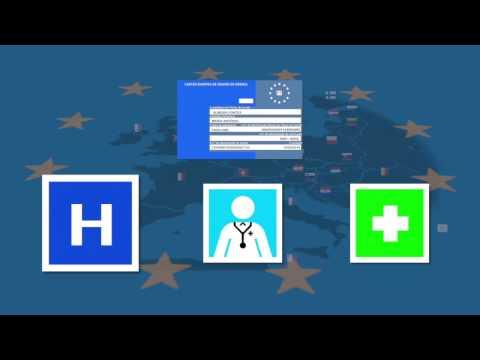 Minuto Europeu nº 13 - Cartão Europeu de Seguro de Doença