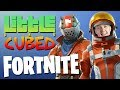 Little And Cubed - Dan's First Fortnite Matches