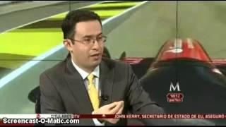 """Sefo Vilalta habla sobre """"Llega Bien"""" en Milenio"""
