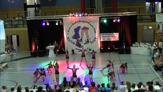 Rock Busters - Nordbayerische Meisterschaft 2014