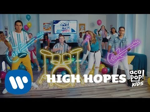 Acapop! KIDS - HIGH HOPES by Panic! At The Disco (Official Music Video)