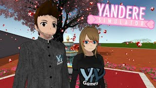 Hola a todos!!! Yugo y Yaima llegan a la escuela de Yandere Simulator! Somos los nuevos estudiantes de la escuela wii :DLike compartir, reír y muchos besitos! Os queremos Mundo!●Suscribete!!! : https://www.youtube.com/c/yugoyyaima?sub_confirmation=1● Canal YYYugo: https://www.youtube.com/c/YYYugoGames● Canal YYYaima: https://www.youtube.com/channel/UCLZXQIXq4PuVF_WOiLF66Og● Canal YYY 2: https://www.youtube.com/channel/UC72_oDJGjNBoFkdXmD51Q_gSe el primero en enterarte de los nuevos vídeos:● Nuestra App: http://myapp.wips.com/yugoyyaimaSi quieres conocernos mejor puedes seguirnos en:● Facebook: https://Facebook.com/YugoyYaima● Twitter: https://twitter.com/YugoyYaima●Instagram: https://www.instagram.com/yaimayyugo/Mod Youtubers: https://www.youtube.com/watch?v=XmGv8kWPIP0●Otros juegos del canal:Beyond Two Souls, Yandere Simulator, Minecraft, Until Dawn, Evil Within, FNAF 2 y FNAF 3, FNAF 4,  Los Sims 4, Dragon Ball Xenoverse, Dragon Age Inquisition, Emily Wants to Play, Outlast, Whos your Daddy y mucho mas :D!