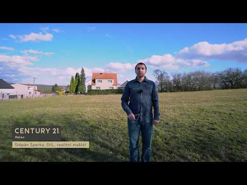 Video Exkluzivní prodej pozemku - Vyškov-Rychtářov
