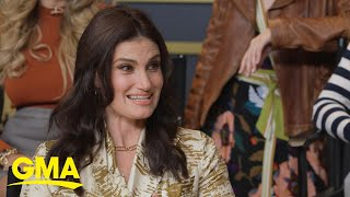 Video Idina Menzel prepares for magical performance at the Oscars   GMA download in MP3, 3GP, MP4, WEBM, AVI, FLV January 2017