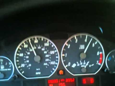 BMW E46 330Ci 0-60 mph