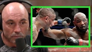 Joe Rogan Recaps Yoel Romero vs  Robert Whittaker II