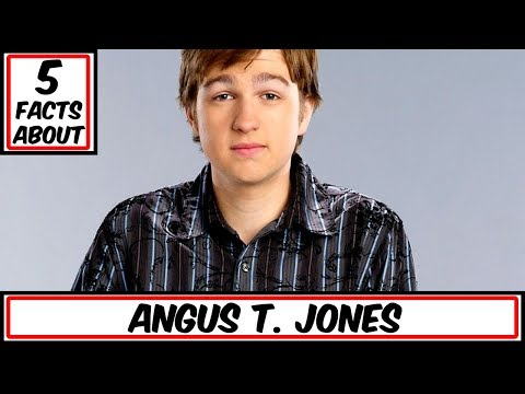 5 Facts About Angus T. Jones (Jake Harper)