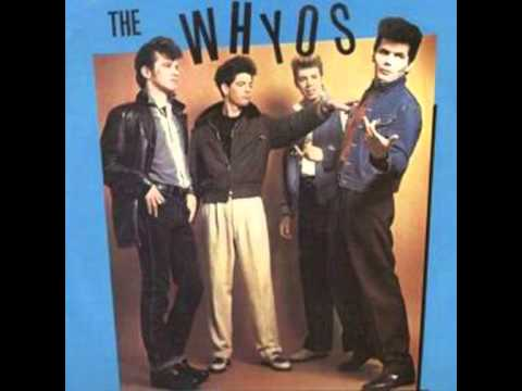 The Whyos - Blues on the News