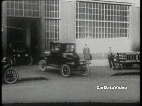 Ford Model T – 100 Years Later
