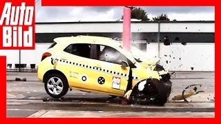 Crashtest Baum-Unfall - Schockierendes Ergebnis by Auto Bild