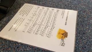 Samiska nationalsången med Lasse