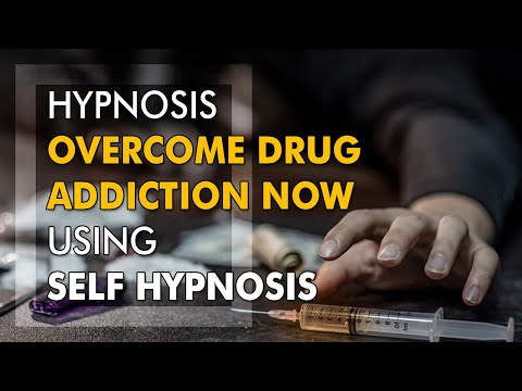 Hypnosis - Overcome Drug Addiction Now Using Self Hypnosis 1