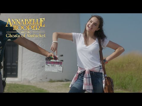Annabelle Hooper & the Ghosts of Nantucket - Blooper Reel - MarVista Entertainment