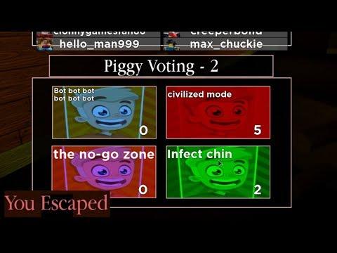 Roblox Piggy SKETCHY ENDING - Roblox Piggy 8-players Mode