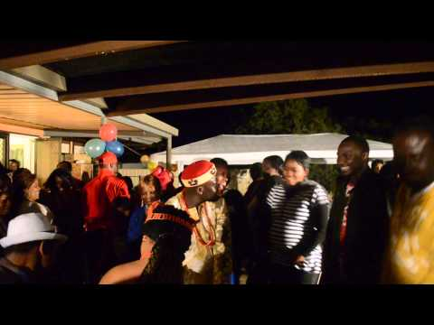 Ada Ada Flavour - Igbo Traditional Wedding In South Australia