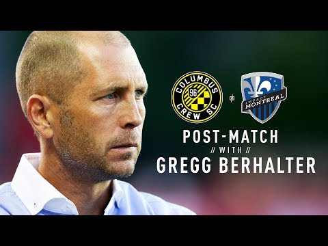 Video: PRESS CONFERENCE: Gregg Berhalter on #CLBvMTL