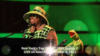 "CeeLo And Kermit Sing ""Bein' Green"""