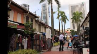 NP UPE Time Lapse @ Kampong Glam, Singapore By ALKHAVETZ