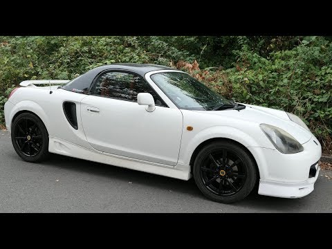 These Lotus Wheels on the MR2 look AMAZING!! - PerformanceCars