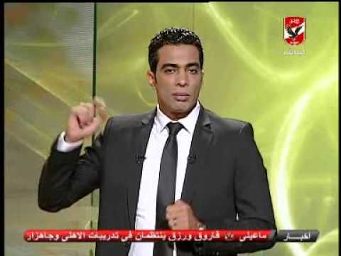 شادى محمد يصف مرتضى منصور بـ الأرهابى