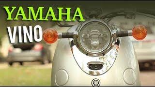 8. Yamaha Vino 50cc review