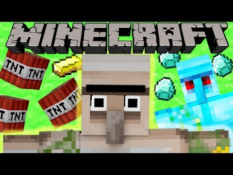 If Iron Golems had Feelings - Minecraft