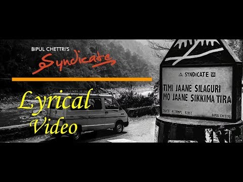 Bipul Chettri - Syndicate (Lyric Video)