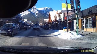 Canmore (AB) Canada  City pictures : Downtown Canmore Alberta, A Beautiful Little Town in the Rocky Mountains