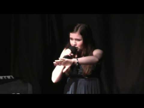 Amy Diamond- L'hymne à l'amour (видео)