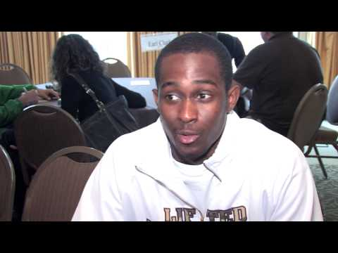 Rodrigue Beaubois Draft Combine Interview