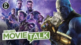 Avengers: Endgame Marketing Campaign Is Marvel's Biggest Ever - Movie Talk by Collider