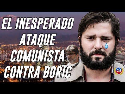 """COMUNISTAS se unen a PAMELA JILES y ATACAN a BORIC """"COBRAR IMPUESTOS es FACHO"""""""