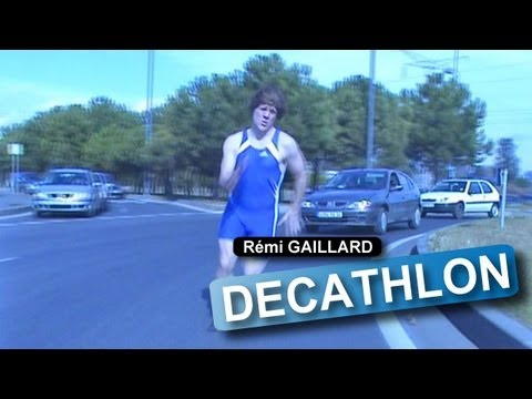 Decathlon (R�mi GAILLARD) Video