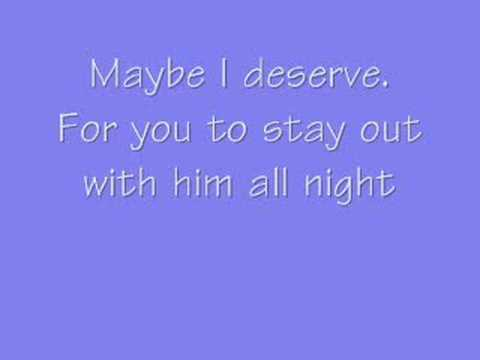 Tank - Maybe I deserve