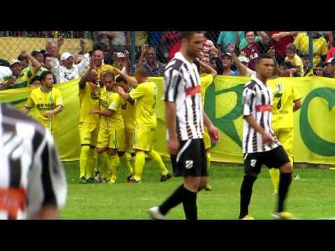 Gol de Santa Quitéria 1x0 Iguaçu, pela final da Suburbana de 2015
