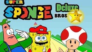 Video Super Sponge Bros Deluxe MP3, 3GP, MP4, WEBM, AVI, FLV Juli 2018
