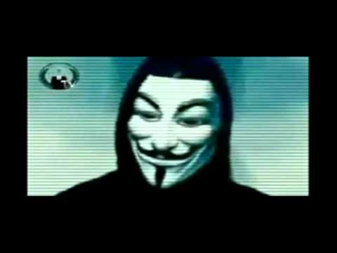 Anonymous Threatens Estonian Government for Not Caring About Its People [Video]