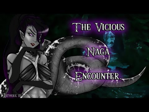 The Naga Encounter {Naga/Lamia Roleplay}