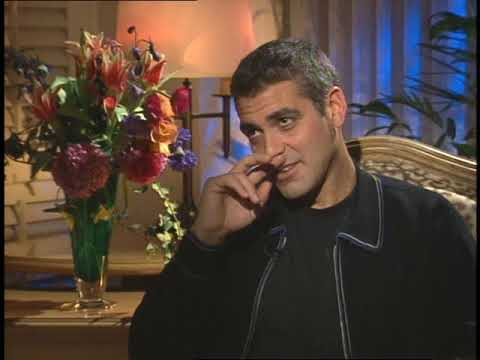 An Early Movie Career chat with George Clooney - One Fine Day