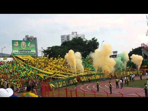 Aguante como el nuestro FORTALEZA LEOPARDA SUR! - Fortaleza Leoparda Sur - Atlético Bucaramanga
