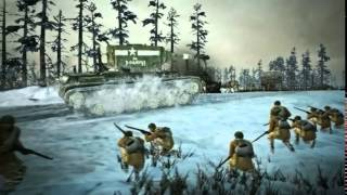 Видео Company of Heroes 2 - Case Blue Mission Pack