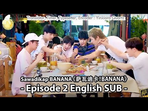[ENG SUB] TRAINEE18 Sawadikap BANANA Episode 2 (FULL)