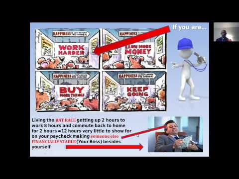 Wholesale Real Estate Investor Preview webinar Invite