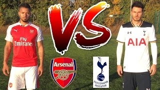 Video ARSENAL VS SPURS | WHO IS REALLY BETTER??? MP3, 3GP, MP4, WEBM, AVI, FLV Desember 2018