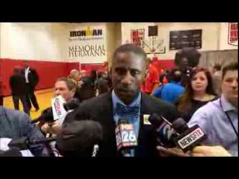 Vernon Maxwell - Houston Rockets Reunion - Full Interview