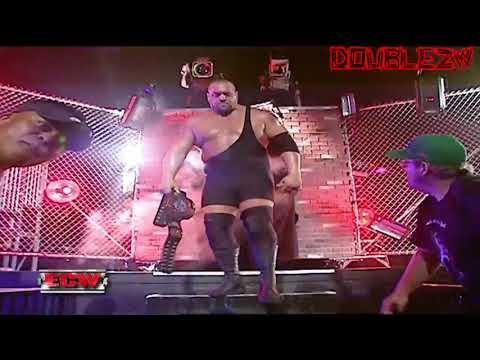 Batista vs Big Show -8-1- 2006 ECW Part 1_2