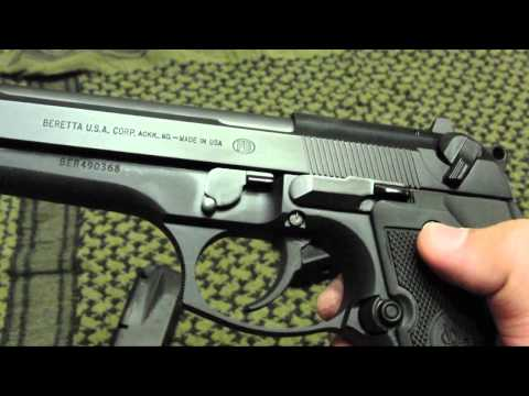 Beretta 92FS Review